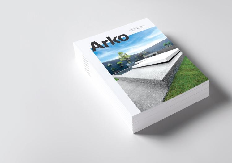 Arko Corporate Branding