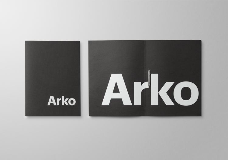 Arko Corporate Branding 6