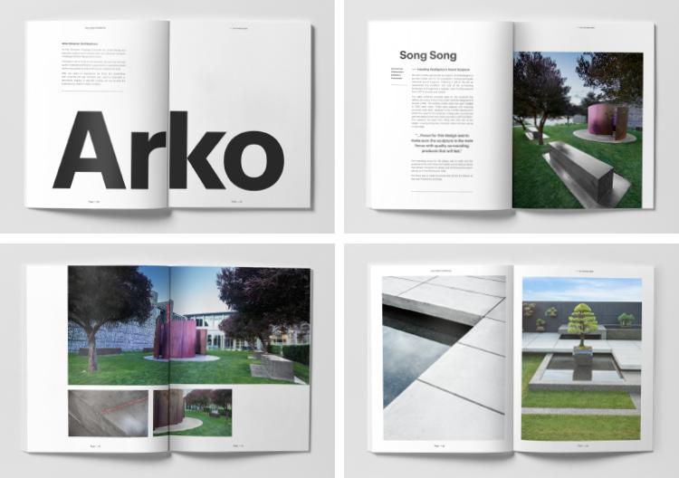 Arko Corporate Branding  7