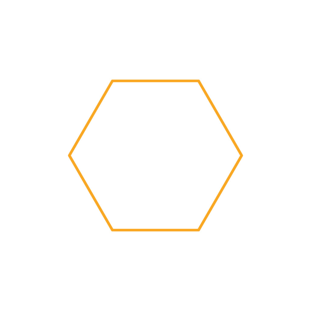 Hexagon Graphics Logo